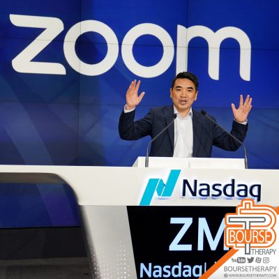 Zoom and other 'stay-at-home' stocks got crushed